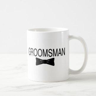 Groomsman Bowtie Coffee Mug