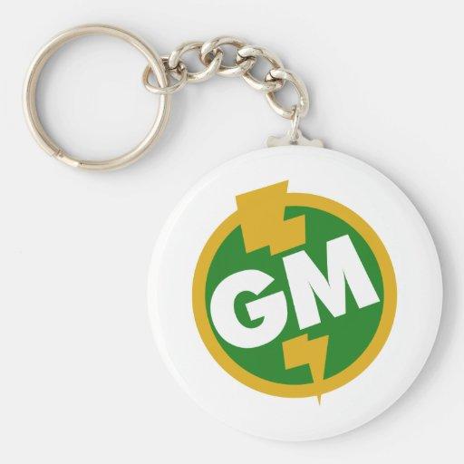 Groomsman Key Chain