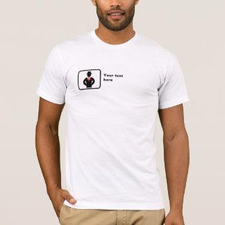 Groomsman Logo -- Customizable T-Shirt