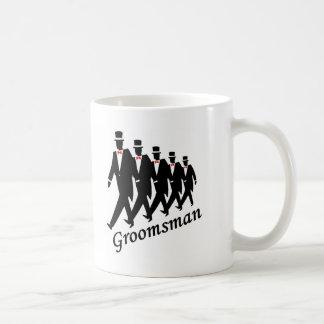 Groomsman (Men) Mug