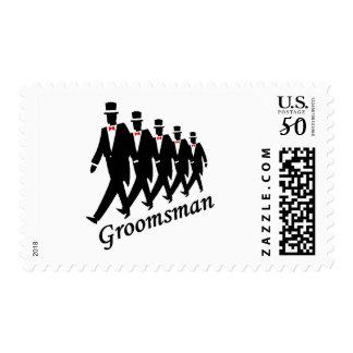 Groomsman (Men) Postage