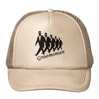 Groomsman (Men) Trucker Hat