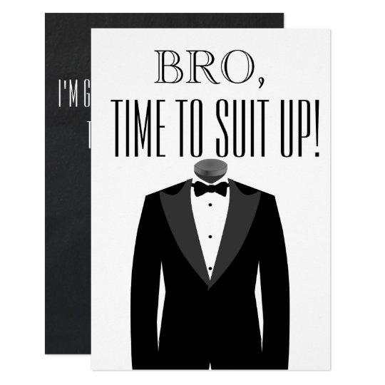 groomsman or best man proposal invitation zazzle com
