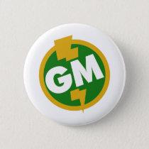 Groomsman Pinback Button
