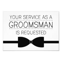 Groomsman Request | Groomsmen Invitation