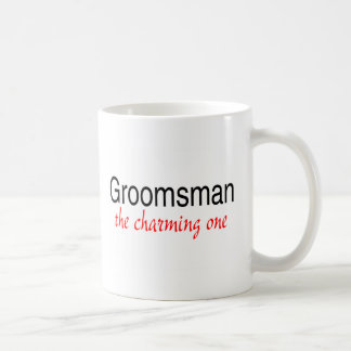 Groomsman (The Charming One) Coffee Mug