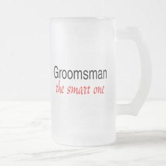 Groomsman The Smart One Mug