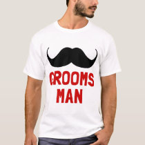 Groomsman Wedding Party T-Shirt