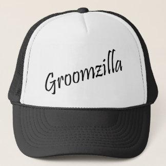 Groomzilla (Blk) Trucker Hat