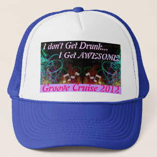 Groove Cruise 2012 Trucker Hat