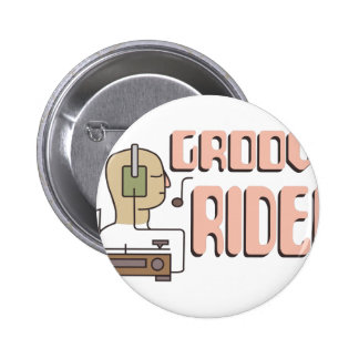 Groove Rider Button