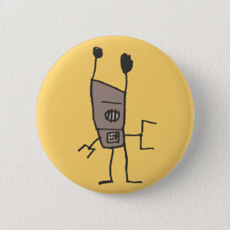 Groove Robot Button