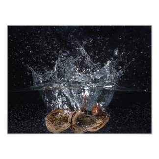 groove splash photo print
