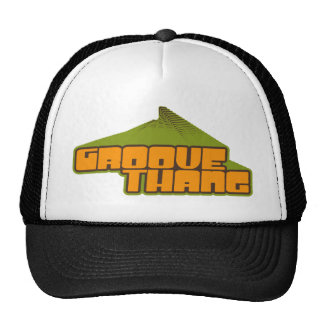 Groove Thang Mesh Hat