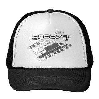 groove! trucker hat