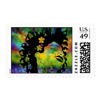Grooven Postage Stamp