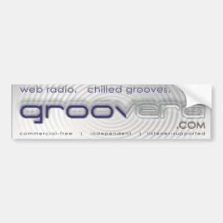 Groovera Thumper Sticker