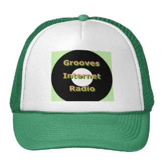 Grooves Internet Radio hat