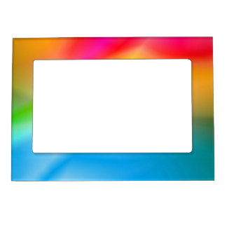 "Groovin"" Magnetic Photo Frame"