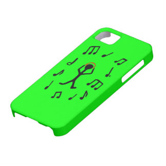 grooving stick man iPhone SE/5/5s case