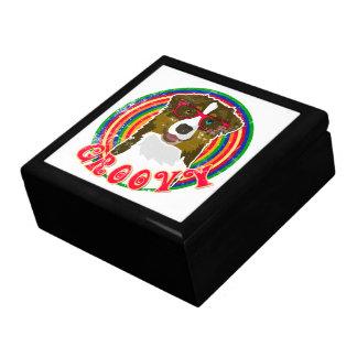 Groovy Aussie 2 Jewelry Box