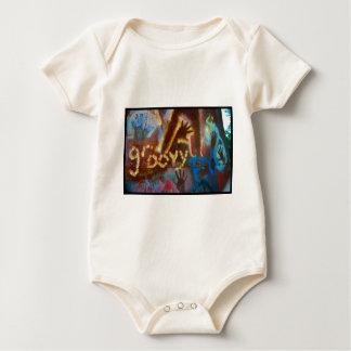 groovy baby bodysuit