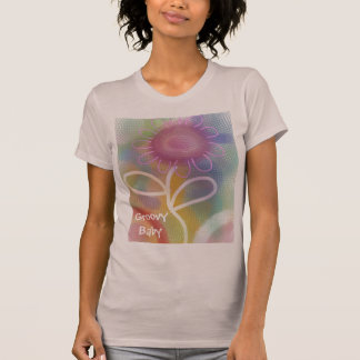 Groovy Baby flower power T-Shirt