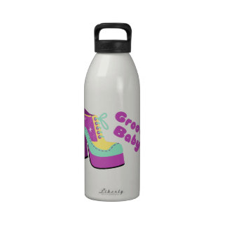 Groovy Baby Drinking Bottles