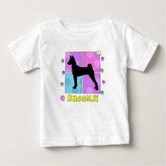Groovy Basenji Tee Shirt