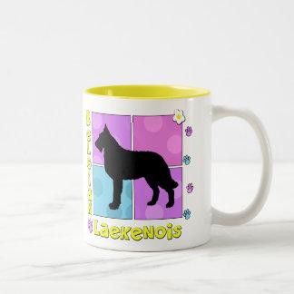 Groovy Belgian Laekenois Mugs