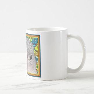 Groovy Bird Classic White Coffee Mug