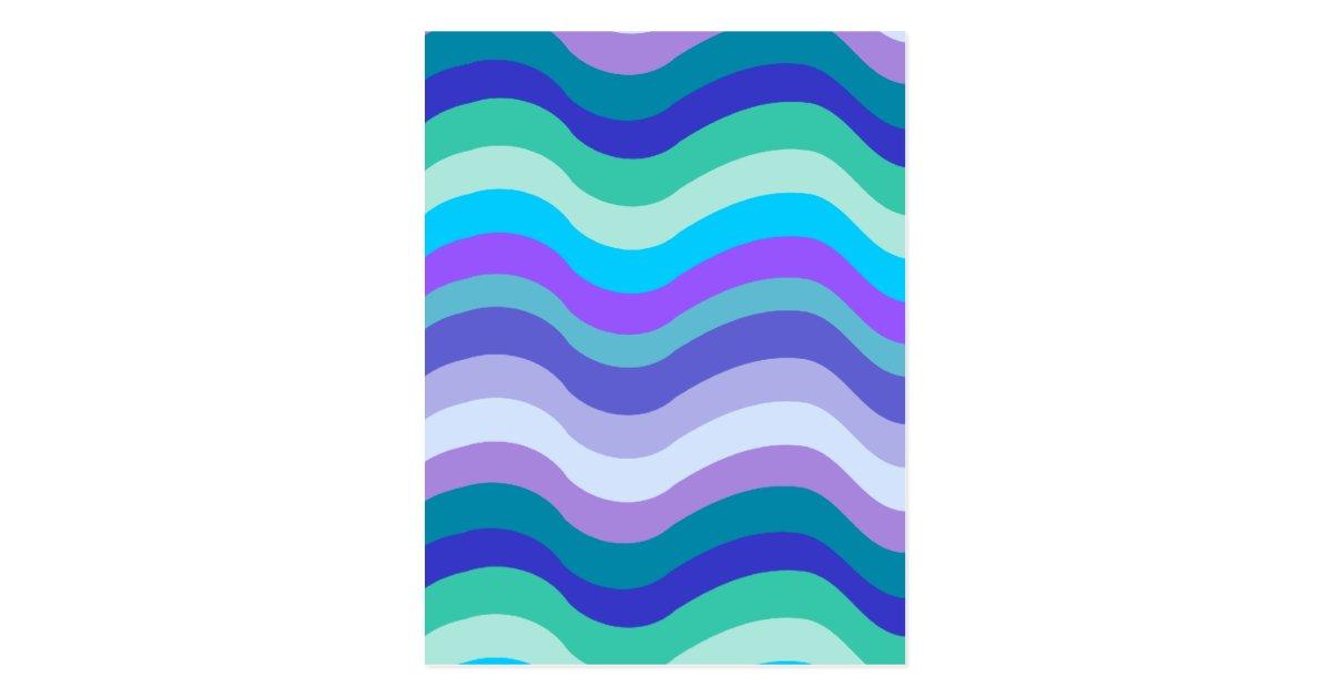 blue and purple wavy - photo #41