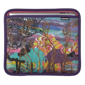 Groovy Camel iPad Sleeve rickshawsleeve