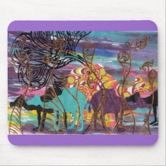 Groovy Camel mousepad