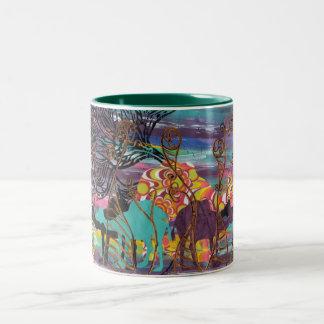 Groovy Camel Mug