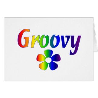 groovy card