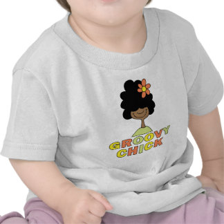 Groovy Chick T Shirt