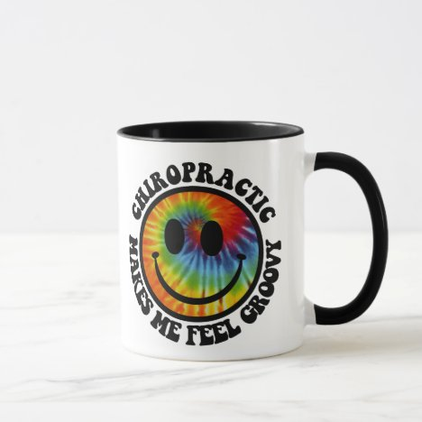 Groovy Chiropractic Mug