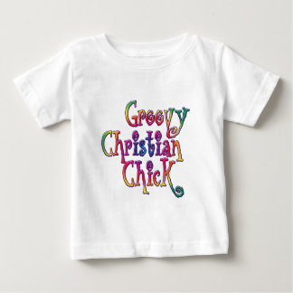 Groovy Christian Chick T-shirts