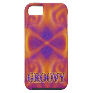 Groovy Coolest iPhone 5S Cases Retro 60 s Design iPhone 5/5S Covers