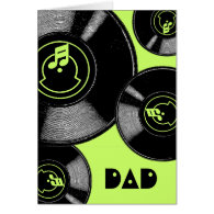 Groovy Dad Cards