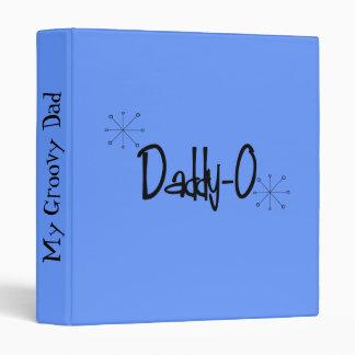 Groovy Dad Daddy-O Album Binder