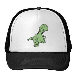 Groovy dinosaur mesh hat