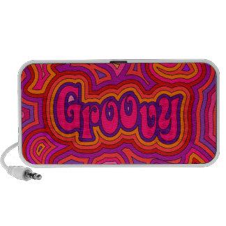 Groovy Doodle Speakers