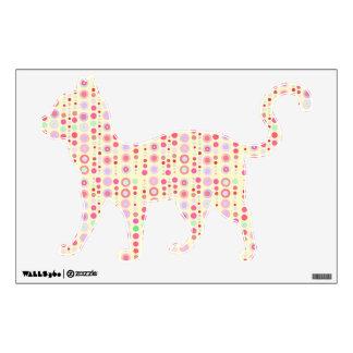 Groovy Dots Wall Sticker