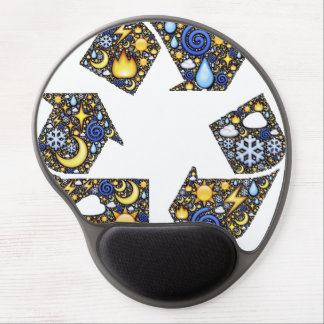 Groovy Ecology Gel Mousepad