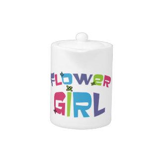 Groovy Flower Girl