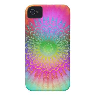 Groovy Flower Retro Phone Case iPhone 4 Case