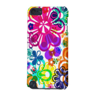 Groovy Flowers iPod Touch Case