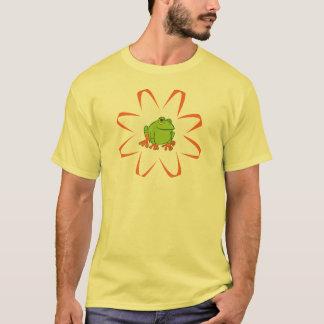 Groovy Frog Design (#1) T-Shirt